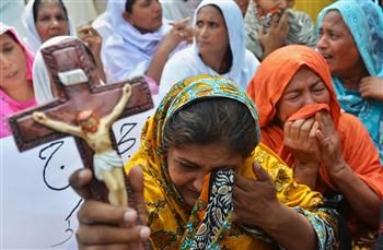 Christian women in Pakistan