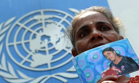 Tamil and the United Nations