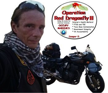 Tim King and Operation Red Dragonfly