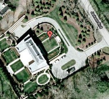 multi-million dollar McMansion in Nashville, owned by Spencer Hayes