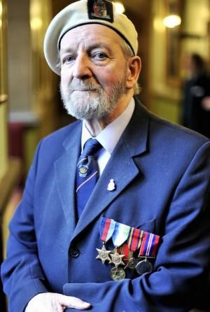 UK regard for its WWII Vets like Norman Scarth is questionable.