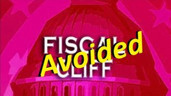 Avoiding fiscal cliff