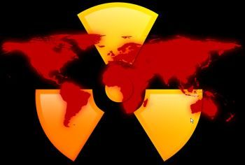 World nuclear danger