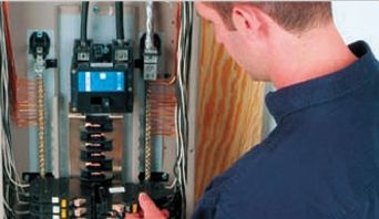 An AFCI is an advanced form of a simple circuit breaker that detects a dangerous condition in a home's electrical system