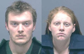 27-year old Donald L. Cockrell and 24-year old Michelle N. Smith were arrested on Murder charges in Oregon 1-10-09