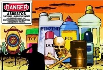 TCE chemical poisons