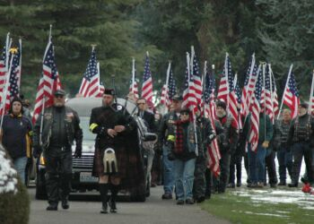 Cpl. Jeremiah Johnson funeral