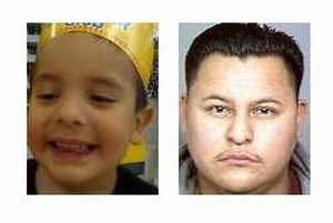 The victim is Juliani Cardenas, a 4-year old Hispanic male. The suspect is 27-year old Jose Esteban Rodriguez.