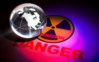 California radiation levels spike
