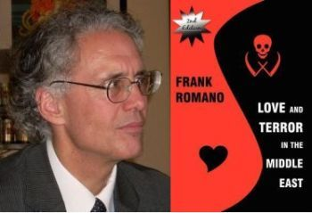 Frank Romano and the new edition of 'Love and Terror in the Middle east'