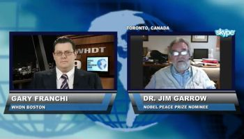 Jim Garrow reveals information about Obama to WHDN Boston