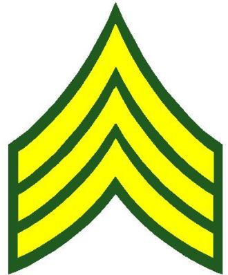 Sergeant's stripes