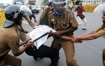 Sri Lanka police abuse