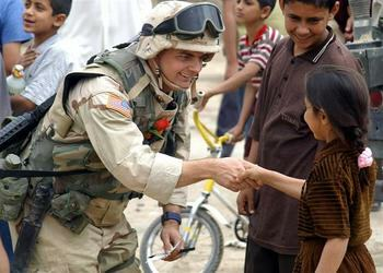 Soldiers in iraq one of the nation s most recognized and decorated