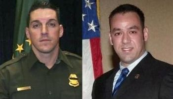 Border Patrol Agent Brian Terry and Special Agent Jaime Zapata from ICE