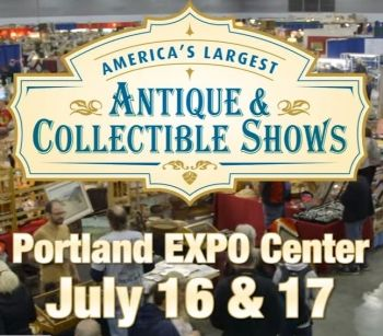 portland antique expo