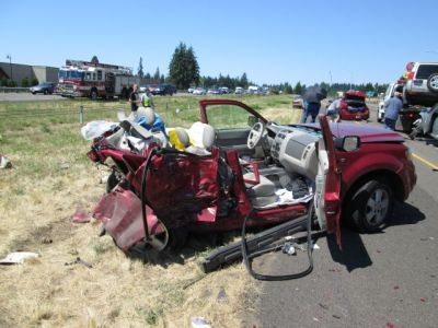 Wilsonville Crash