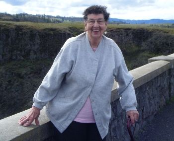 Jean Knopf is missing from the Oregon City area. 7-21-09