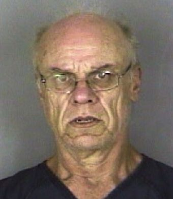 Sex abuse suspect 57-year old Donald Wayne Friedrichs of Grand Ronde, Oregon