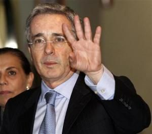 Uribe of Colombia