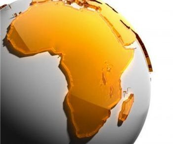 Africa in gold
