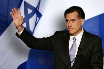 Romney on Israel
