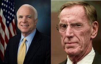 McCain and Keating