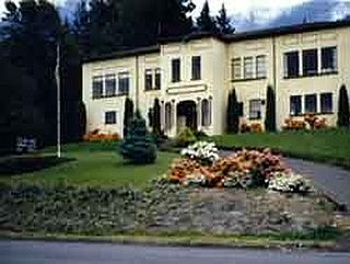 Cascade Locks, Oregon city hall
