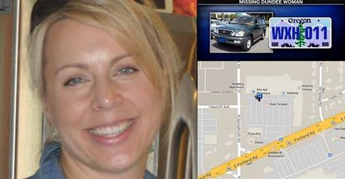 Jennifer Huston Missing Oregon Mother
