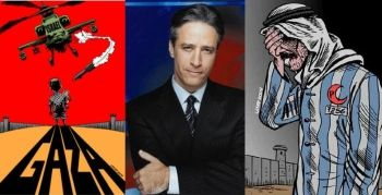 Jon Stewart the Zionist and Palestinian Genocide
