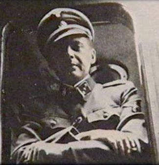 Nazi Dr. Josef Mengele was known for his experiments on Holocaust children during Hitler's Third Reich.