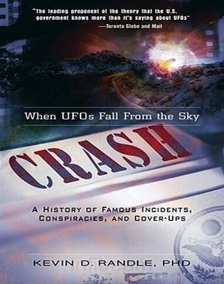Crash: When UFOs Fall From the Sky book cover