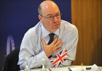 Alistair Burt, Foreign Office minister for Middle East affairs.