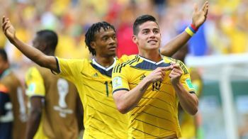 Colombia World Cup Soccer