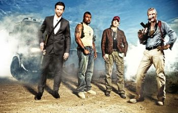 Photo from the new movie 'A-Team'