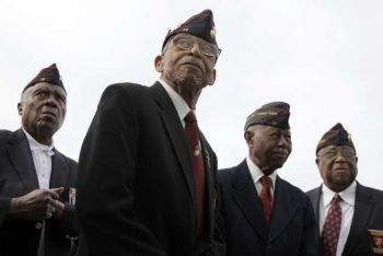 Original Montford Point Marines