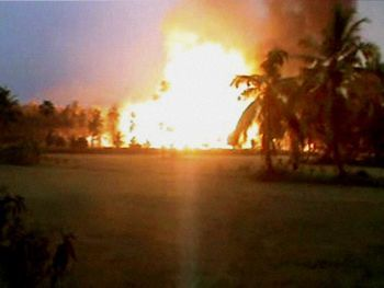 India Gas Explosion
