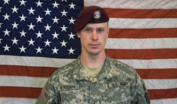 Sgt. Bowe R. Bergdahl is a POW in Afghanistan