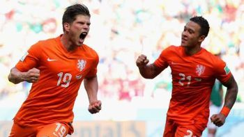 Netherlands Mexico World Cup