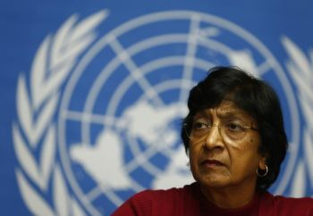 U.N. rights boss Navi Pillay seeks international probe into Sri Lanka war crimes.