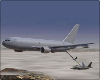 The KC-767 Advanced Tanker