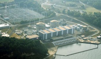 Calvert Cliffs-3 nuclear reactor in Maryland