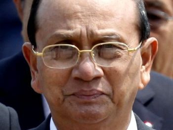 Thein Sein, the President of Burma