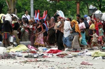 Rohingyas in Burma today