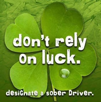 st patricks day designated driver