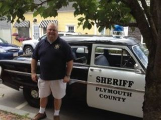 Plymouth County Sheriff Joseph D. McDonald, Jr.