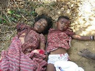 The images of the Sri Lanka Genocide against Tamils will never go away; they beg for international justice.