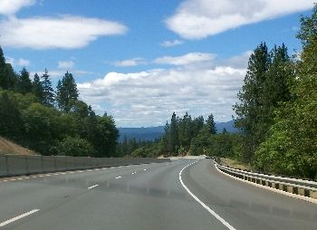 Interstate 5 south