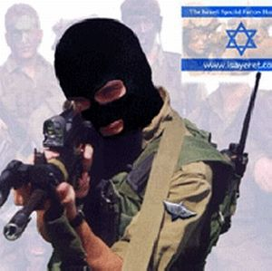Israeli Mossad hit man