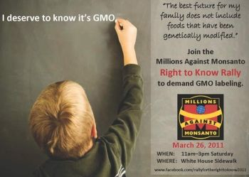 It is time to put an end to Monsanto